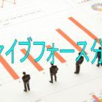 ファイブフォース分析とは? 具体的な使い方と意味について解説!!