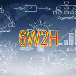 6W2Hとは?|具体的な使い方と意味について解説!!